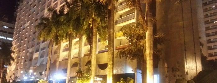 St. Paul Plaza Hotel is one of Melhores Hoteis da Capital do Brasil.