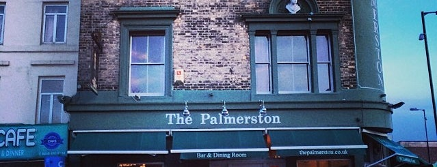 The Palmerston is one of Crystal palace & Sydenham.