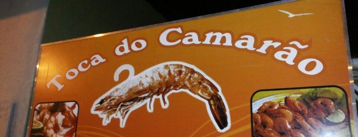 Toca do Camarão is one of Restaurantes e Lanchonetes (Food) em João Pessoa.
