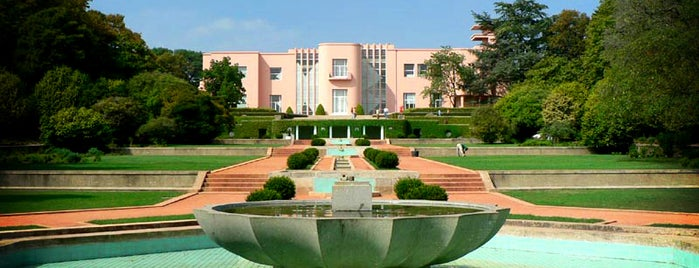Museu de Serralves is one of Roteiro gastronômico do Eusébio.