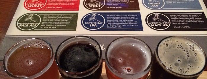 Snitz Creek Brewery is one of More breweries than you can shake a stick.