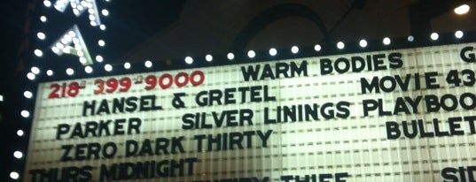 River Cinema 15 is one of Top 10 favorites places in East Grand Forks, MN.