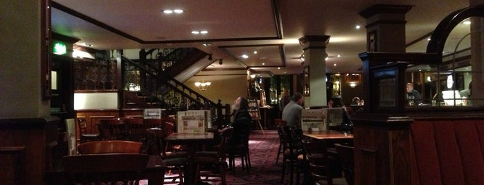 The Bankers Draft (Wetherspoon) is one of Favourite Boozers.