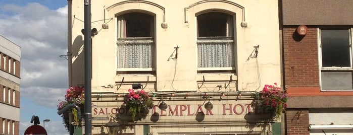 The Templar Hotel is one of Old Man Pubs.