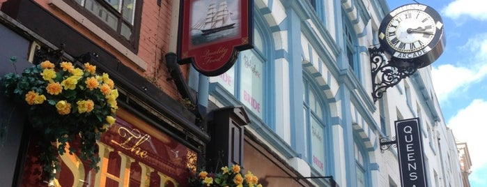 The Ship is one of Old Man Pubs.