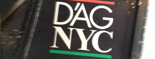D'Agostino is one of My Places.