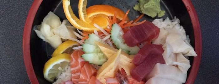 Sushi Yama Asian Fusion - Boynton Beach, FL is one of Peewee's Big Ass South Florida Food Adventure!.