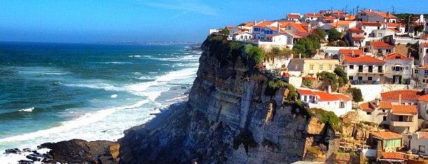 Azenhas do Mar is one of Lissabon.