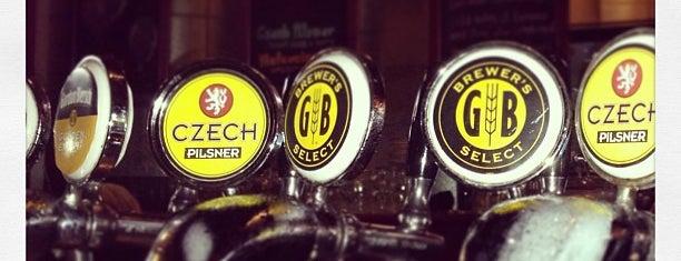 Gordon Biersch Brewery Restaurant is one of SF Bay Area Brewpubs/Taprooms.
