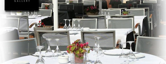 Iris Restaurant Gallery is one of BOOM Sitges.