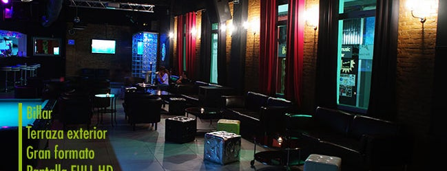 Set Set Bar Lounge Club is one of BOOM Sitges.