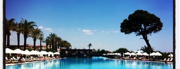 Rixos Premium Belek is one of Best places in Antalya, Türkiye.