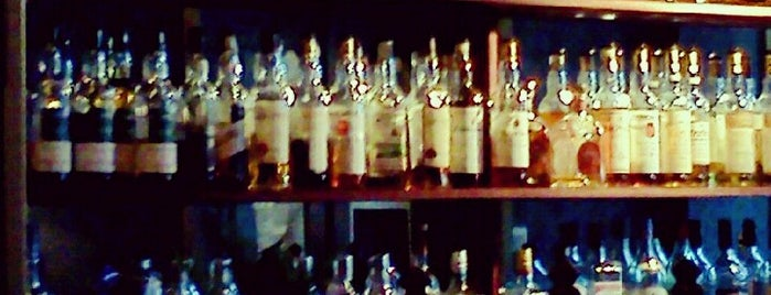 S. Brevinga alus un viskija bārs is one of Top Spots.
