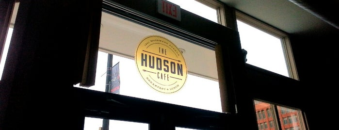 The Hudson Cafe is one of Detroit Eateries.