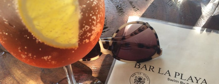 Bar La Playa is one of Vallarta.