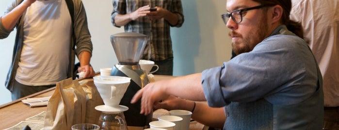 Collective Espresso is one of #ThirdWaveWichteln Coffee Places.