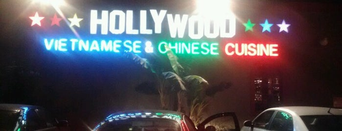 Hollywood Vietnamese & Chinese Cuisine is one of Favorites.