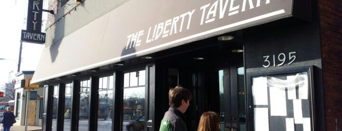 The Liberty Tavern is one of D.C..