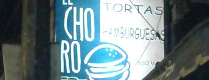El Choro is one of Muchos.