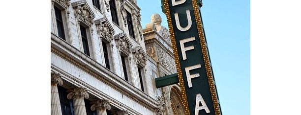 Shea's Performing Arts Center is one of The Best of Buffalo, NY.