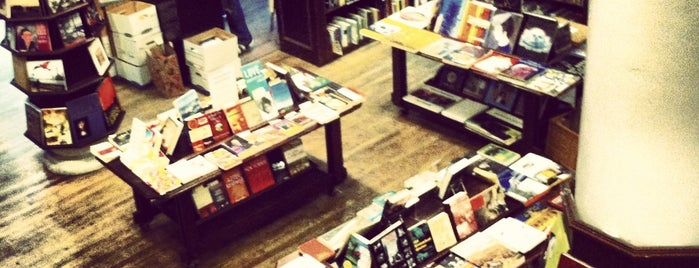Housing Works Bookstore Cafe is one of Must go in NY.