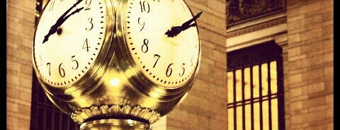 Grand Central Terminal is one of ★ [ New York ] ★.