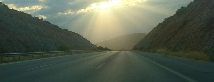 Izmir - Cesme Motorway is one of İzmir - Çeşme Otoyolu.