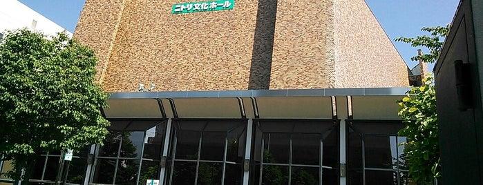 ニトリ文化ホール is one of ライブ、イベント会場.