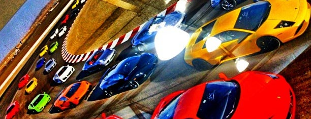 Exotics Racing is one of 10 must-do thrill rides in Vegas.