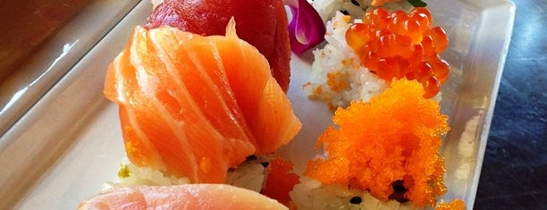 Kabuki Japanese Restaurant is one of The 15 Best Places for Sushi in Irvine.
