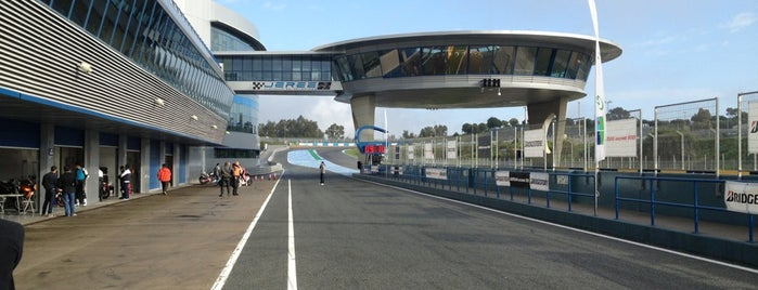 Motogp circuits for Puerta 3 circuito jerez