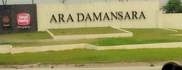 Ara Damansara is one of Go Outdoor, MY #6.