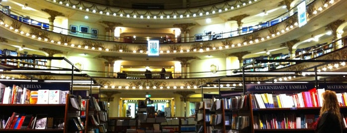 El Ateneo Grand Splendid is one of Buenos Aires.