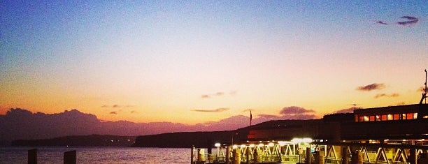 Manly Wharf is one of Sydney.