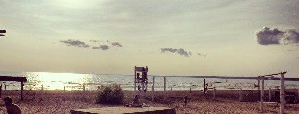 Пляж «Дюны» is one of Интересное в Питере.