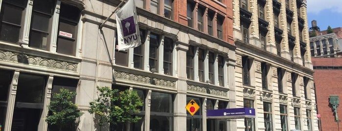NYU Bursar Office is one of Printing Around NYU.