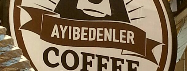 Ayıbedenler Coffee & Radio is one of to go & eat.