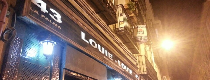Louie Louie is one of De noche todos los gatos son pardos.