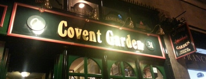 Covent Garden is one of Madrid.
