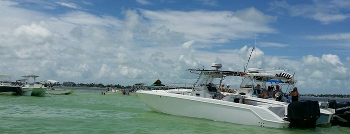 Islamorada Sand Bar is one of USA Key West.