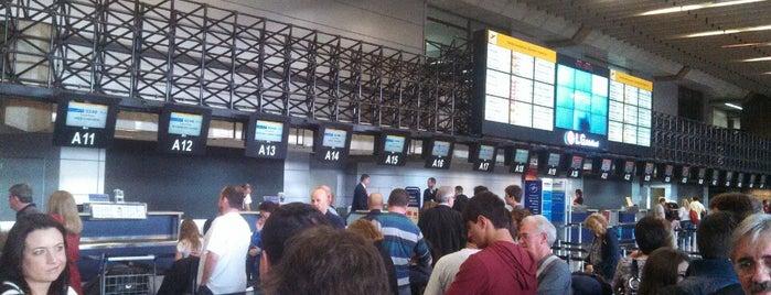 Check-in British Airways is one of Aeroporto de Guarulhos (GRU Airport).