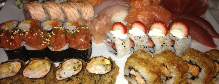 Restaurante Quarentae4 is one of Sushi.