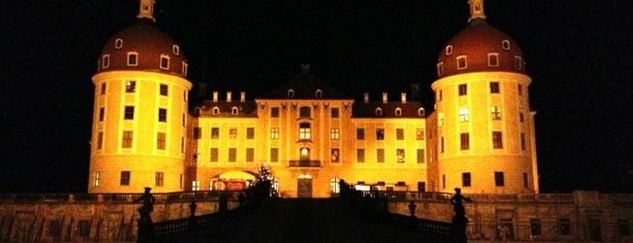 Schloss Moritzburg is one of Dresden.