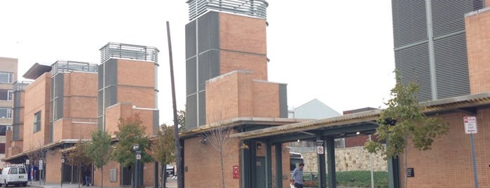 NJT - Bergenline Avenue Light Rail Station is one of New Jersey Transit Train Stations I Have Been To.