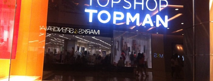 Topshop Topman is one of favourite Store.