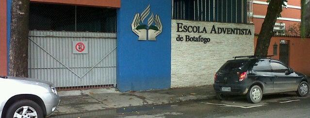 Escola Adventista de Botafogo is one of Empresas e Estabelecimentos de Botafogo RJ.