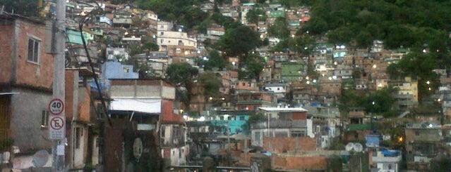 Rocinha is one of Rio 40¤.