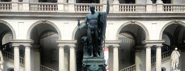 Pinacoteca di Brera is one of Milano2015.