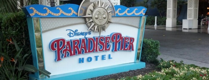 Disney's Paradise Pier Hotel is one of The 15 Best Places for Sunsets in Anaheim.