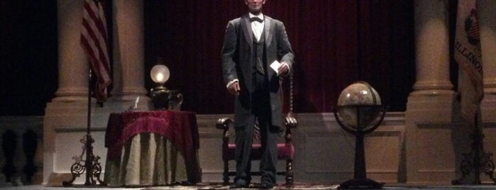 The Disneyland Story presenting Great Moments with Mr. Lincoln is one of Disneyland Fun!!!.